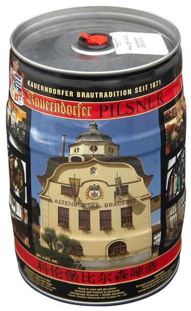 科伦堡比尔森啤酒5l