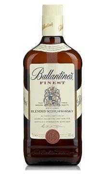【作废】40度百龄坛特醇苏格兰威士忌700ml