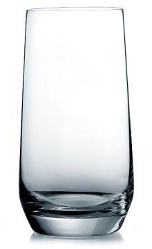 LUCARIS进口无铅水晶直身杯460ml