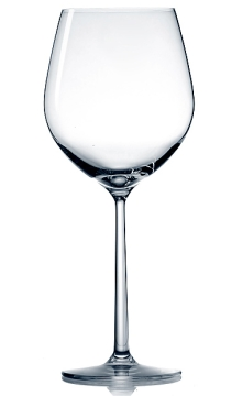 LUCARIS进口无铅水晶布根地葡萄酒杯665ml