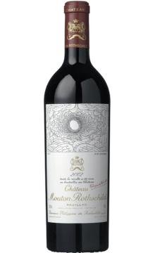 罗斯柴尔德木桐酒庄红葡萄酒2002 (名庄酒)