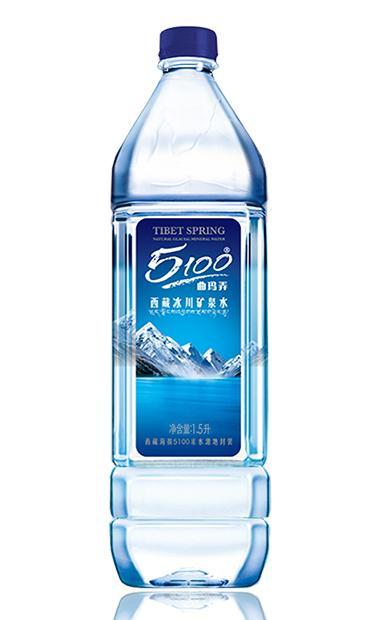 西藏冰川矿泉水 1500ml*12瓶/箱
