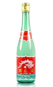 55°西凤酒瓶装500ml