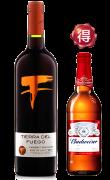 火地岛经典赤霞珠干红葡萄酒
