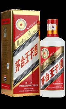 茅台王子酒2017年53度500ml