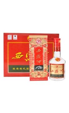 西凤酒(彩盒) 2007-2008年 50度 500ml*6 整箱