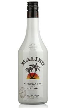 马利宝加勒比椰子朗姆配制酒