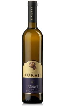 托卡伊富民特晚收甜白葡萄酒500ml