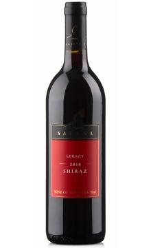赛灵纳庄园圣迹西拉干红葡萄酒