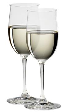 醴铎Riedel 宫廷系列莱茵高型白酒杯(两只装)