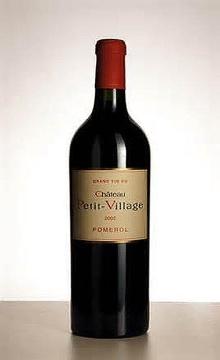 小村庄城堡干红葡萄酒2012(香港免税价)