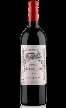 【名莊】克里奈教堂城堡干紅葡萄酒2010