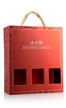 杰卡斯2号瓶三支装礼盒(不包含酒)