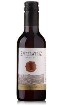 女王徽章佳美娜赤霞珠干红葡萄酒187.5ml(DeAguirre酒庄)