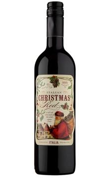 圣诞节圣乔威干红葡萄酒