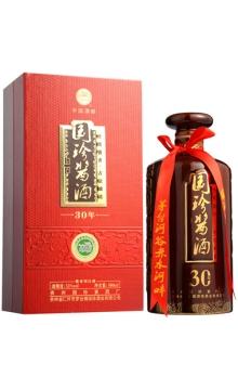 53°国珍酱酒30年500ml
