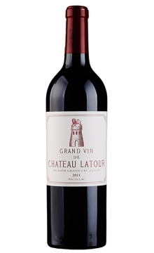 【名庄】拉图城堡干红葡萄酒2011