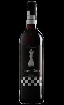 奥兰国际象棋干红葡萄酒黑标·皇后(原名奥兰皇后精选干红葡萄酒)