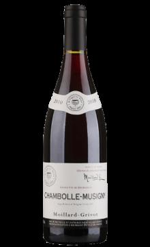 香波-慕西尼干红葡萄酒2010