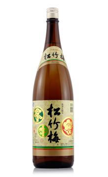 日本清酒洋酒日式清酒合资原装正宗松竹梅清酒1800ml
