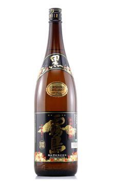 日本原装进口黑雾岛本格芋烧酎烧酒1800ml