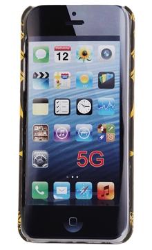 炫彩龙舌兰Iphone5(5S)手机壳(赠品)