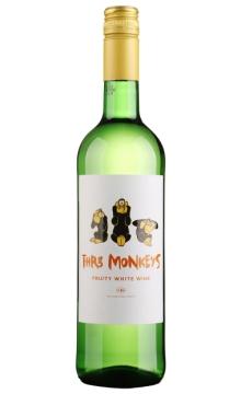 三只猴子白葡萄酒(猴年款酒)