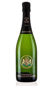 【名庄】罗斯柴尔德天然香槟