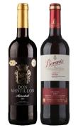 西班牙双金奖酒(帝龙+贝尔莱)