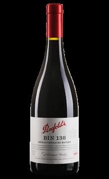 奔富138西拉子歌海娜慕合怀特干红葡萄酒(奔富酒园出品Bin138歌海娜西拉慕合怀特)