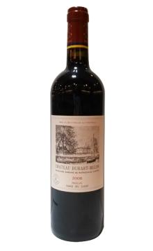 【名庄】杜哈米隆酒庄葡萄酒2008