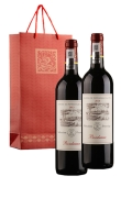 拉菲尚品波尔多红葡萄酒2支尊享装