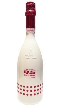 9.5众星之神冰凌桃红起泡葡萄酒
