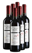 康纳斯顿IX9赤霞珠干红葡萄酒-6支装