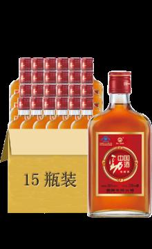 35°中国劲酒258ML 15瓶整箱装