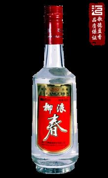 柳浪春 2005年 45度 480ml