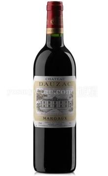 【名庄】杜扎克城堡干红葡萄酒2015