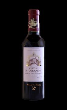 【名庄】拉图嘉利庄园干红葡萄酒2014 375ml