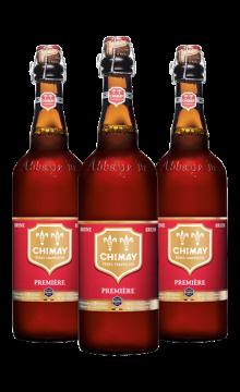 智美啤酒750ML红帽 3支装