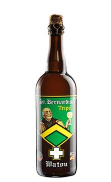 圣伯纳三料啤酒750ML