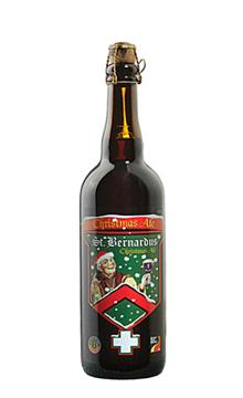 圣伯纳圣诞啤酒750ML