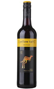 黄尾袋鼠西拉红葡萄酒(?#32622;?#40644;尾袋鼠西拉子红葡萄酒)