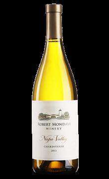 蒙大菲纳帕谷霞多丽白葡萄酒2013