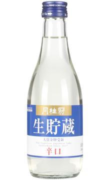 月桂冠牌辣味清酒(发酵酒) 冷酒生贮藏辛口300ml