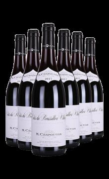 莎普蒂尔比拉干红葡萄酒-6支装