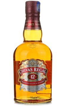 芝华士12年苏格兰威士忌500ml