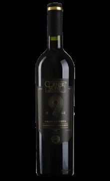 康纳斯顿IX9格兰珍藏赤霞珠干红葡萄酒