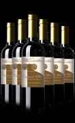 金羊干红葡萄酒-6瓶装