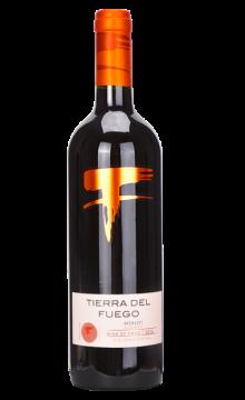 火地岛经典梅洛干红葡萄酒