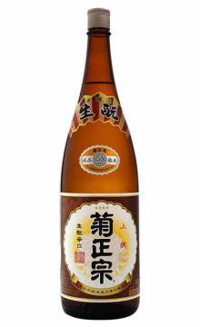 菊正宗上选清酒1.8L